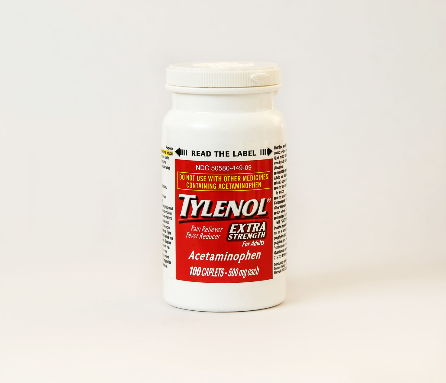 Tylenol reduces emotions, empathy and risk aversion