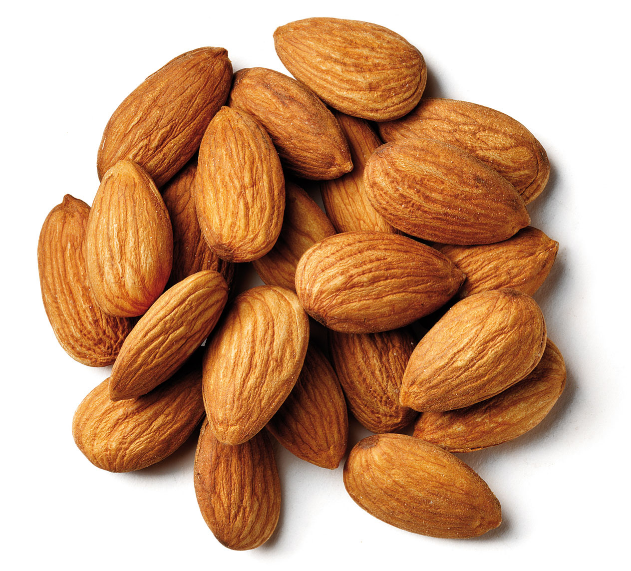 almonds improve cholesterol in people with coronary artery disease