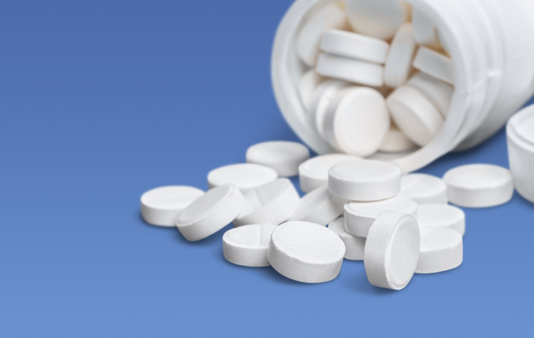 aspirin less effective than P2Y12 inhibitors for secondary prevention
