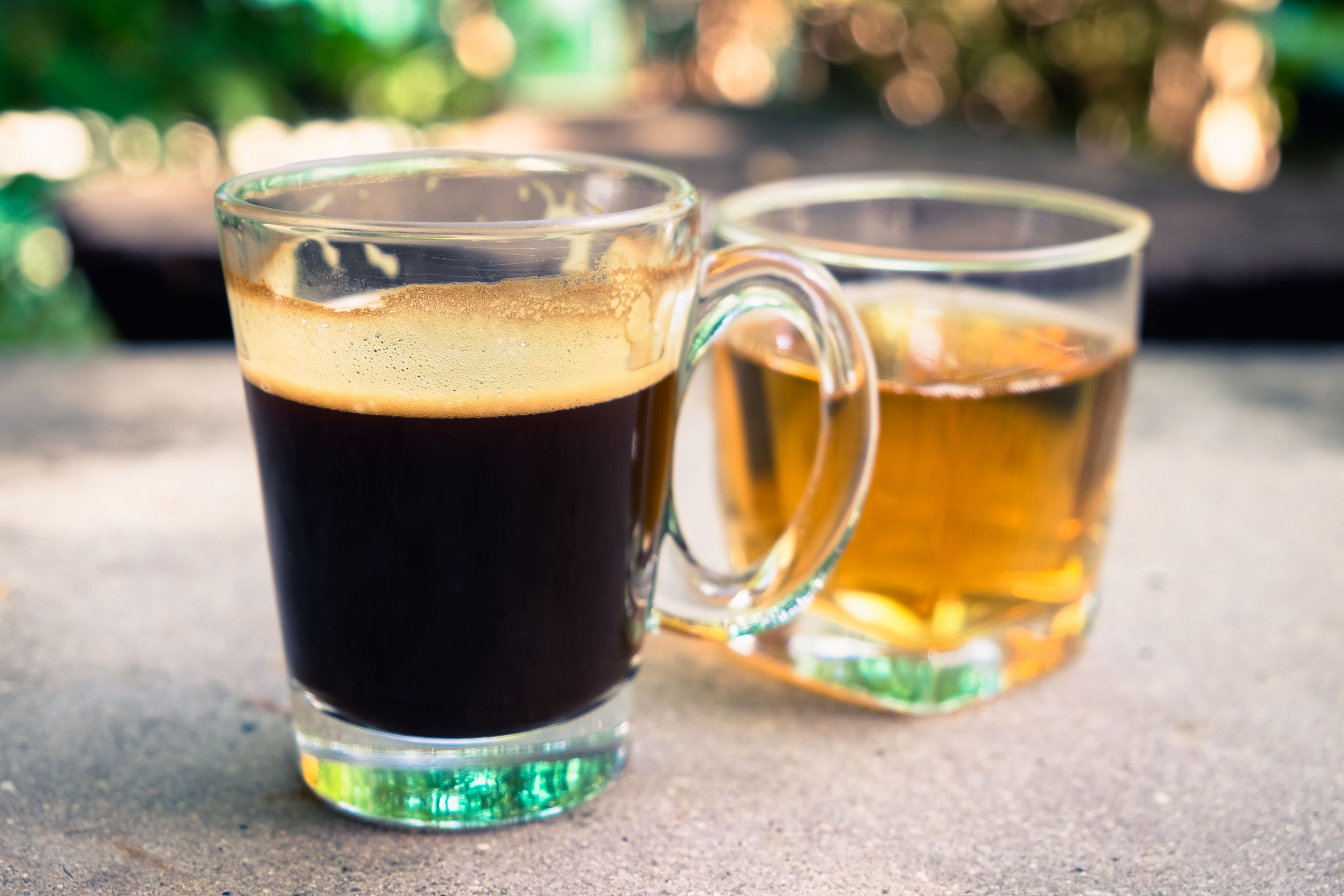 coffee-herbal-tea-prevent-liver-fibrosis