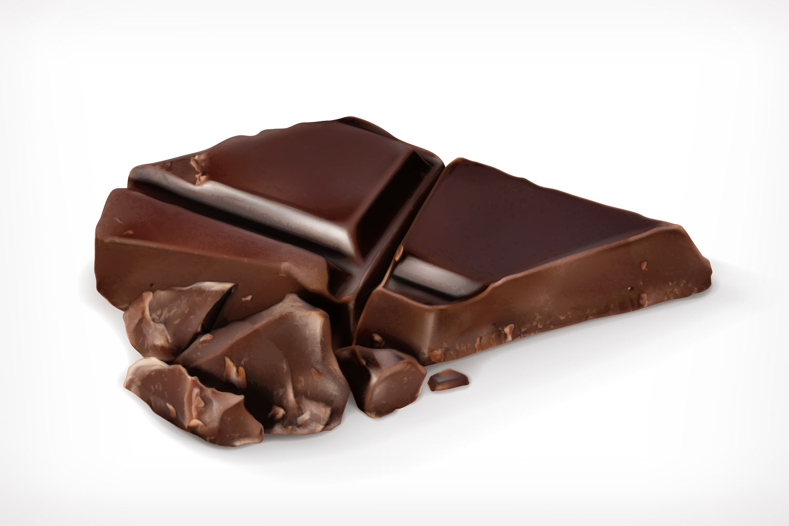 dark chocolate prevents coronary heart disease, stroke and diabetes