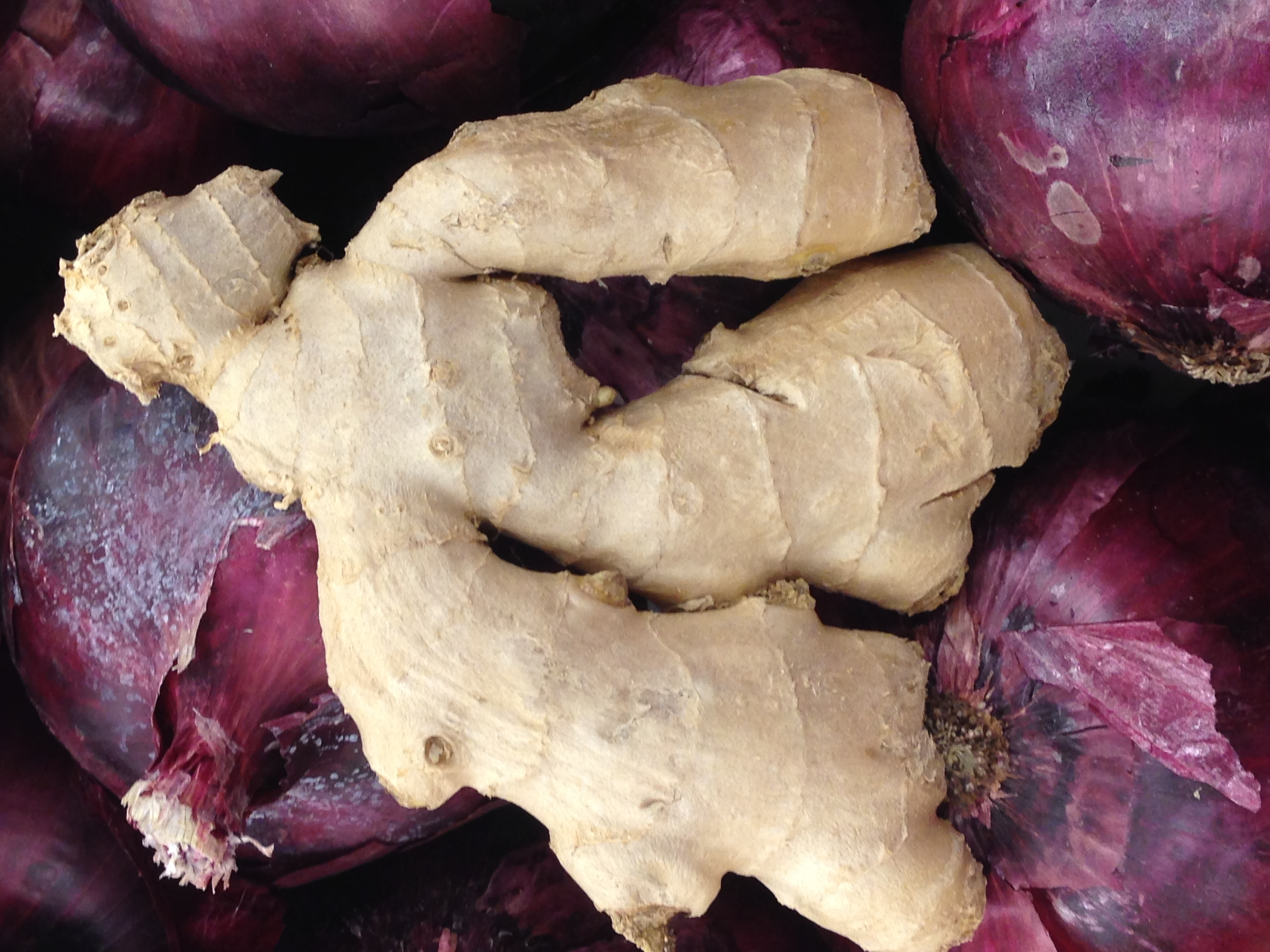ginger is as effective as and safer than drugs for postoperative nausea and vomiting