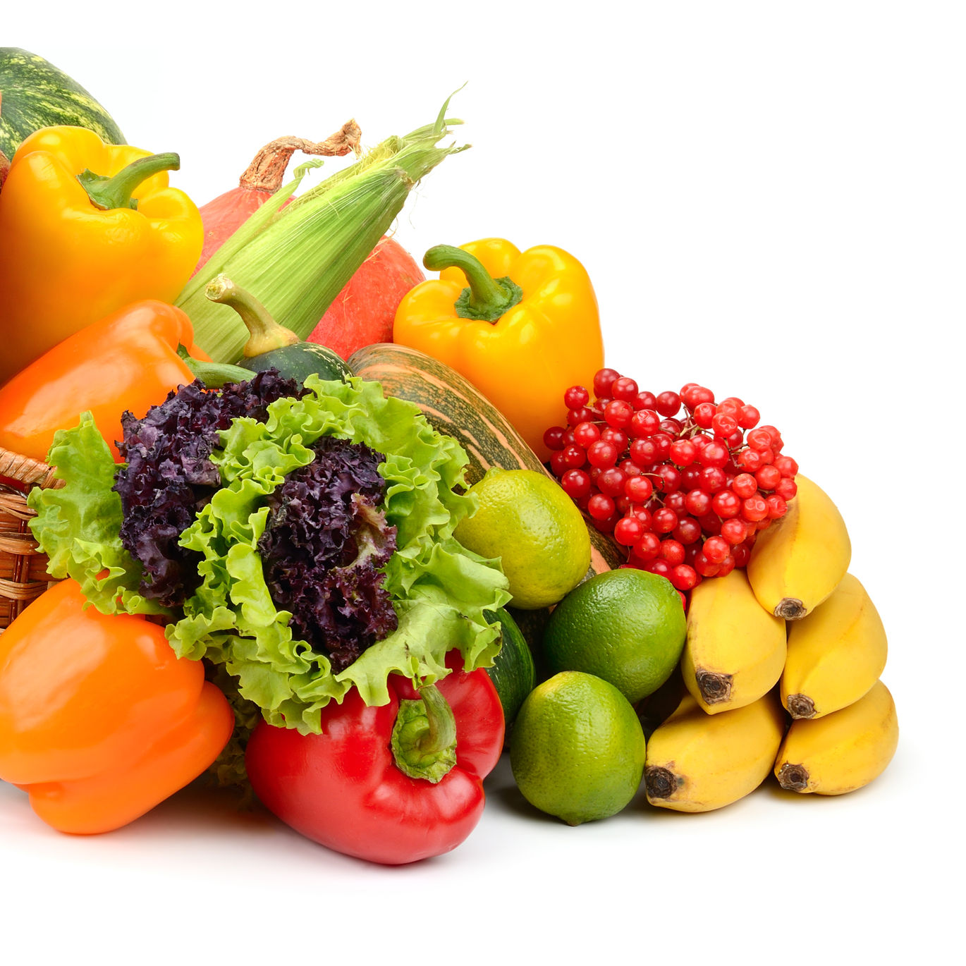 one in ten Americans eat recommended amount of fruit and vegetables