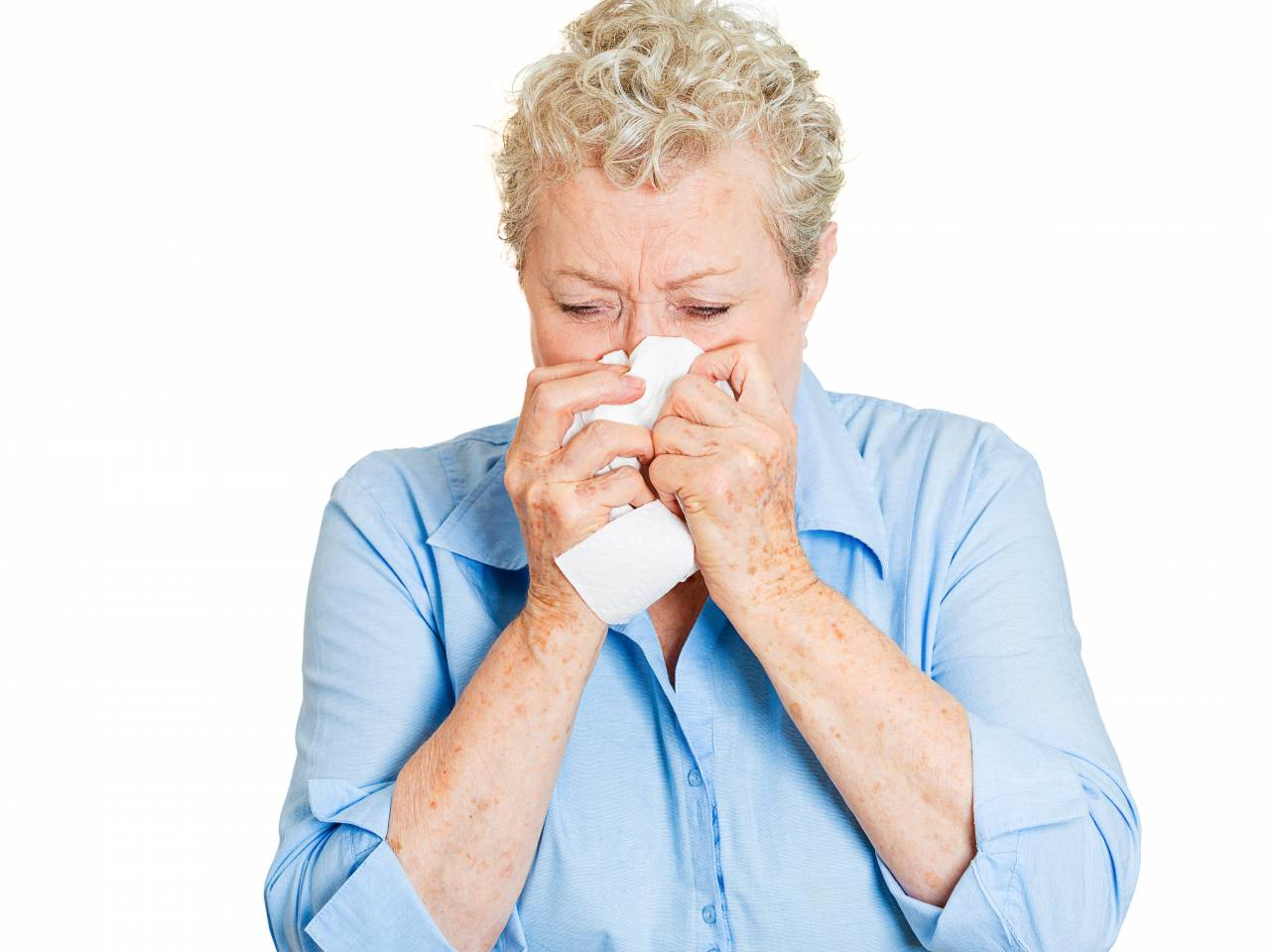 vitamin D prevents respiratory infections in elderly